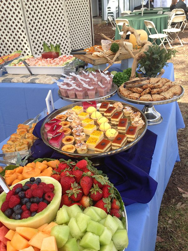 Dessert Ideas For Your Wedding Reception Dallas Palms Venue